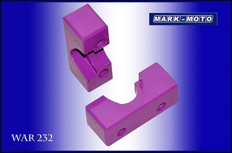 Aretační přípravky -aretační sada - aretace rozvodů motorů Alfa Romeo 145, 146, 147, 155, 156 ( 1996-2008 ) 1.4, 1.6 16V TS ( fialova) WAR232