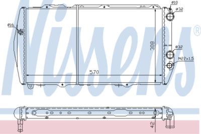 Chladič, chlazení motoru 60455