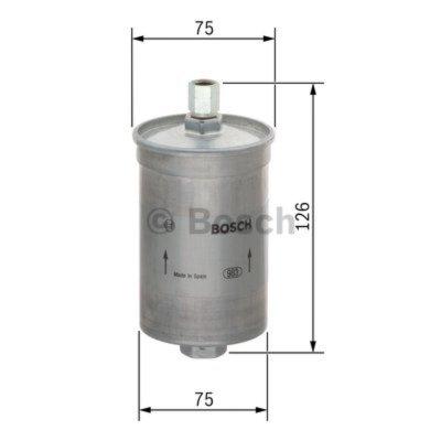 palivovy filtr 0 450 905 906