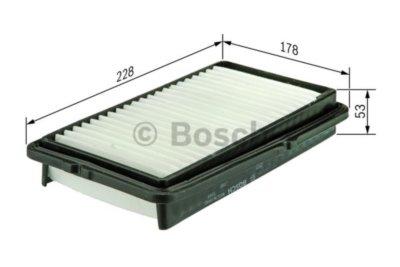 Vzduchový filtr F 026 400 125
