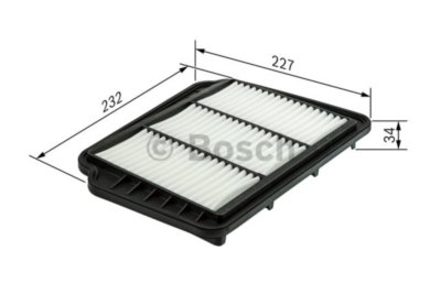 Vzduchový filtr F 026 400 407