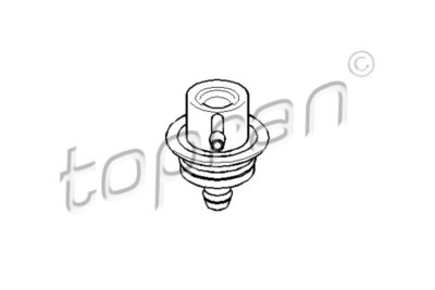 Regulátor tlaku paliva 108 125