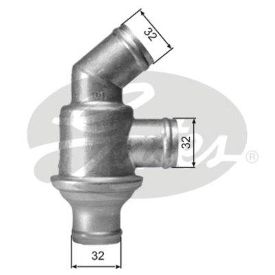 Termostat, chladivo TH01782
