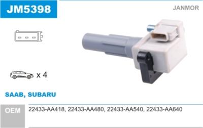 Zapalovací cívka JM5398