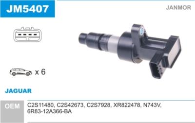 Zapalovací cívka JM5407