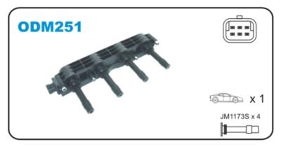 Zapalovací cívka ODM251