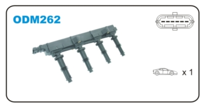 Zapalovací cívka ODM262