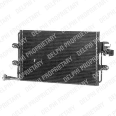 Kondenzátor, klimatizace TSP0225180