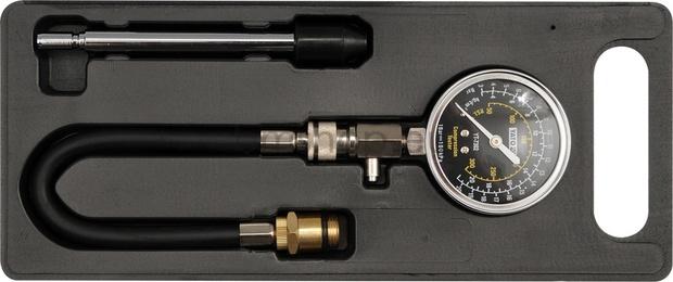 Souprava pro měření kompresního tlaku benzinových motorů YT-7302